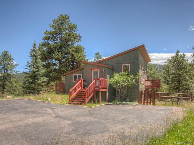 501 N Boundary Street, Woodland Park, CO 80863 (MLS #5052447) :: 8z Real Estate