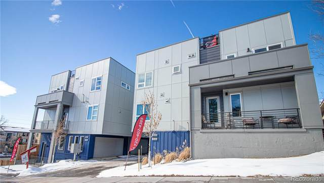 445 S Forest Street #6, Denver, CO 80246 (MLS #5053268) :: 8z Real Estate