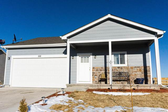 168 S 4th Avenue, Deer Trail, CO 80105 (MLS #5053379) :: Re/Max Alliance
