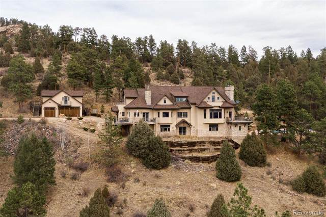 14067 White Hawk Trail, Conifer, CO 80433 (#5053414) :: The DeGrood Team