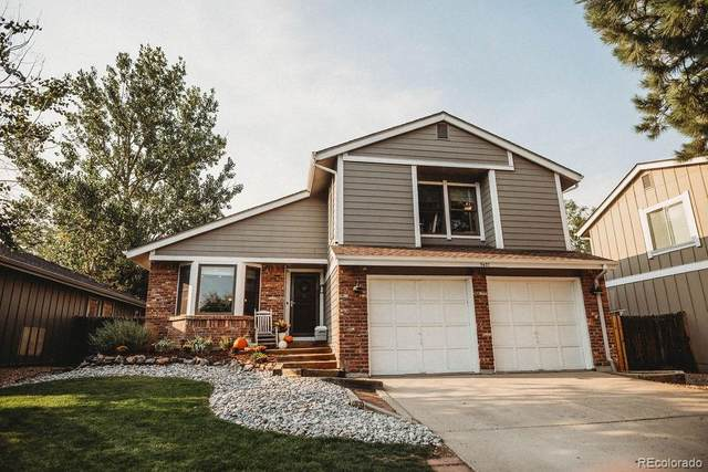 11437 W Wolf Tooth Pass, Littleton, CO 80127 (#5053673) :: The Griffith Home Team