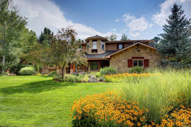 1298 E Green Meadow Lane, Greenwood Village, CO 80121 (#5053850) :: The City and Mountains Group