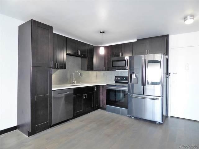 1121 Albion Street #908, Denver, CO 80220 (#5053948) :: Finch & Gable Real Estate Co.