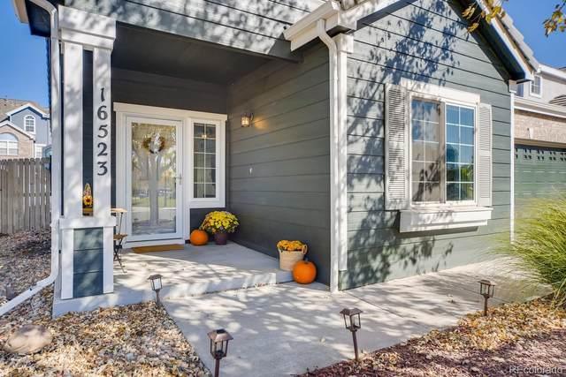 16523 E Geddes Place, Aurora, CO 80016 (MLS #5054089) :: 8z Real Estate