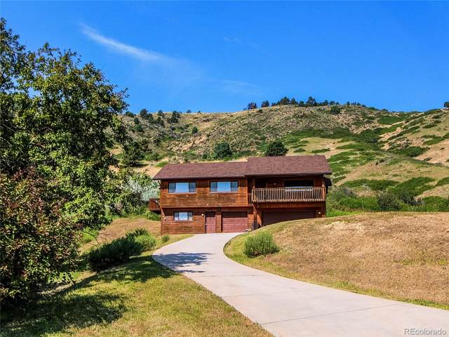 80 Defrance Way, Golden, CO 80401 (#5054456) :: Wisdom Real Estate
