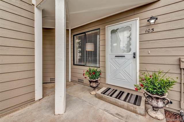 12476 W Nevada Place #105, Lakewood, CO 80228 (#5054459) :: HomeSmart Realty Group
