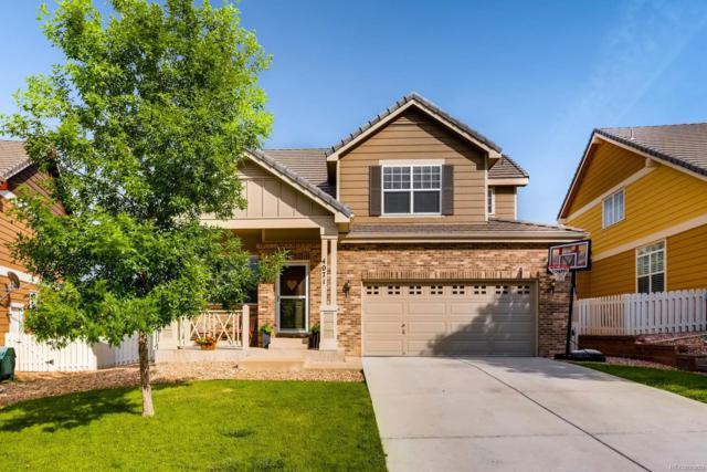 4071 Bountiful Circle, Castle Rock, CO 80109 (#5054482) :: HomeSmart Realty Group