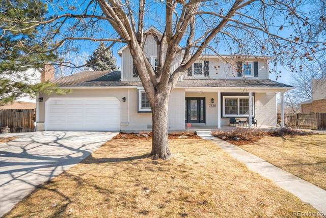 7838 S Harrison Circle, Centennial, CO 80122 (#5054859) :: The Harling Team @ HomeSmart