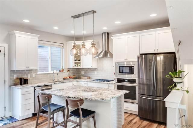 5815 N Beeler Street, Denver, CO 80238 (MLS #5054908) :: 8z Real Estate