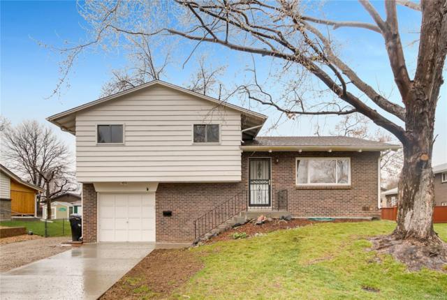 4344 W Roanoke Place, Denver, CO 80236 (#5055123) :: Wisdom Real Estate