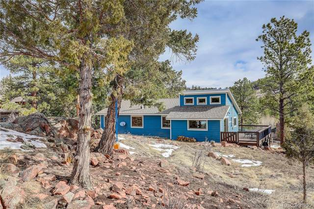 34458 Silver Springs Boulevard, Pine, CO 80470 (#5055136) :: Berkshire Hathaway HomeServices Innovative Real Estate