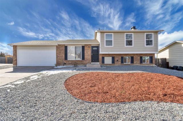 16614 E Louisiana Drive, Aurora, CO 80017 (MLS #5055908) :: Kittle Real Estate