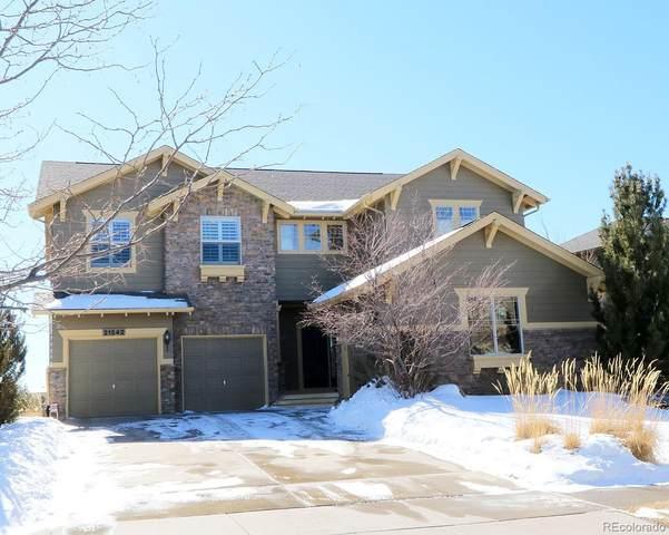 21542 E Tallkid Avenue, Parker, CO 80138 (MLS #5055939) :: 8z Real Estate