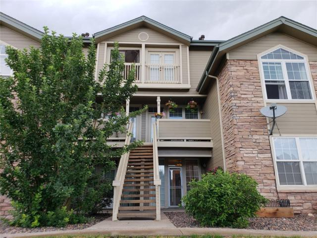 2824 W Centennial Drive K, Littleton, CO 80123 (#5056320) :: The DeGrood Team