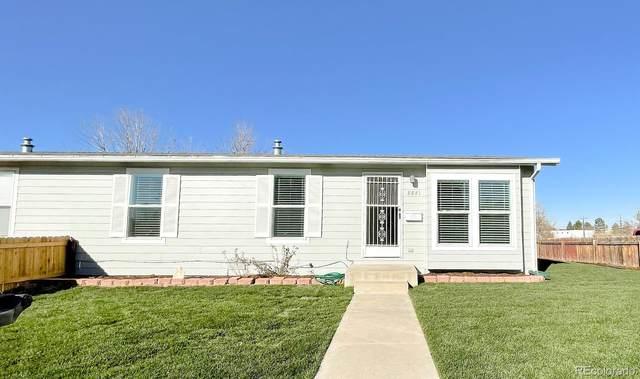 8881 E 13Th Avenue, Denver, CO 80220 (#5056370) :: Briggs American Properties