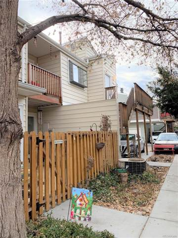 6880 E Mississippi Avenue F, Denver, CO 80224 (MLS #5056513) :: Colorado Real Estate : The Space Agency