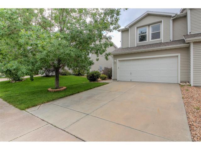 8111 S Laredo Court, Englewood, CO 80112 (MLS #5056617) :: 8z Real Estate