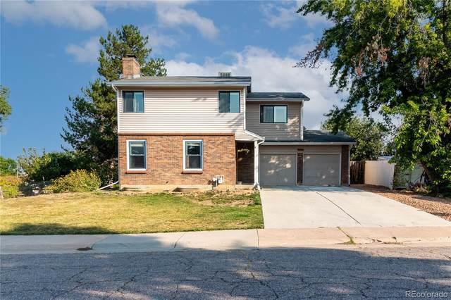 7712 S Independence Way, Littleton, CO 80128 (#5056755) :: The DeGrood Team