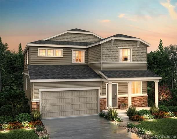 17600 Sadler Lane, Parker, CO 80134 (#5057423) :: The HomeSmiths Team - Keller Williams