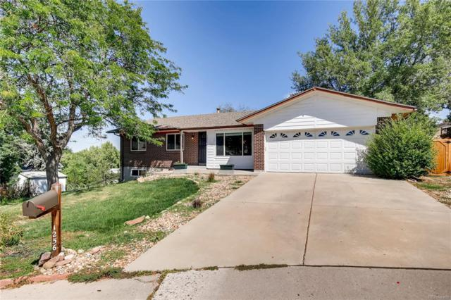 1256 S Wright Court, Lakewood, CO 80228 (#5057549) :: The City and Mountains Group
