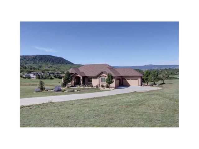 2445 Browning Drive, Castle Rock, CO 80109 (MLS #5057730) :: 8z Real Estate