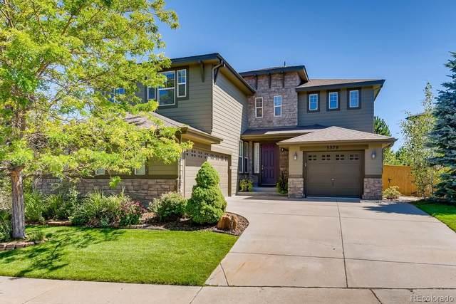 3379 Darlington Circle, Highlands Ranch, CO 80126 (#5057773) :: Kimberly Austin Properties