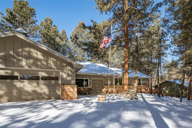 714 Elm Street, Woodland Park, CO 80863 (#5057947) :: The Heyl Group at Keller Williams