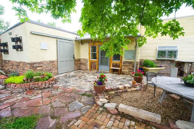 310 Irving Street, Denver, CO 80219 (#5058450) :: Finch & Gable Real Estate Co.