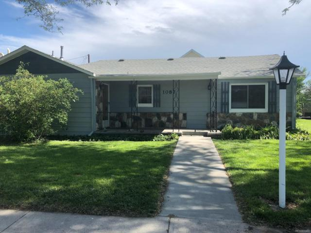 1087 7th Street, Limon, CO 80828 (MLS #5058458) :: 8z Real Estate