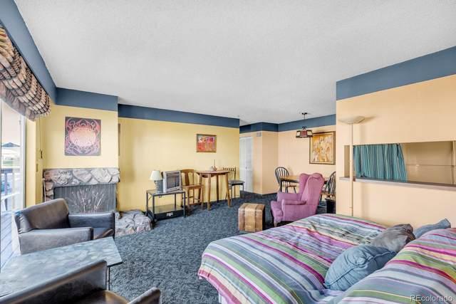 9901 E Evans Avenue 14D, Denver, CO 80247 (#5058927) :: iHomes Colorado