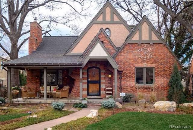 1081 S Fillmore Way, Denver, CO 80209 (#5059072) :: Wisdom Real Estate