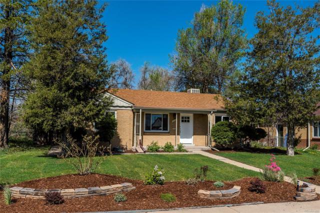 2245 Rosemary Street, Denver, CO 80207 (#5059133) :: Wisdom Real Estate