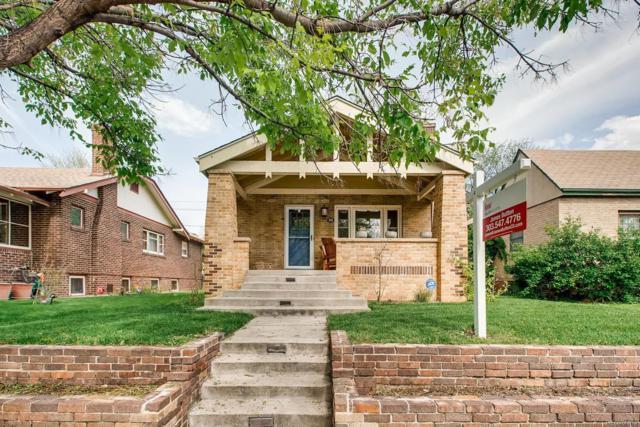 580 S Emerson Street, Denver, CO 80209 (#5059585) :: The HomeSmiths Team - Keller Williams