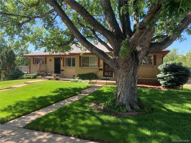 1304 W Crestline Avenue, Littleton, CO 80120 (#5059607) :: Peak Properties Group