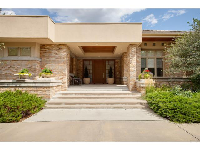 4986 S Fillmore Court, Cherry Hills Village, CO 80113 (MLS #5059953) :: 8z Real Estate