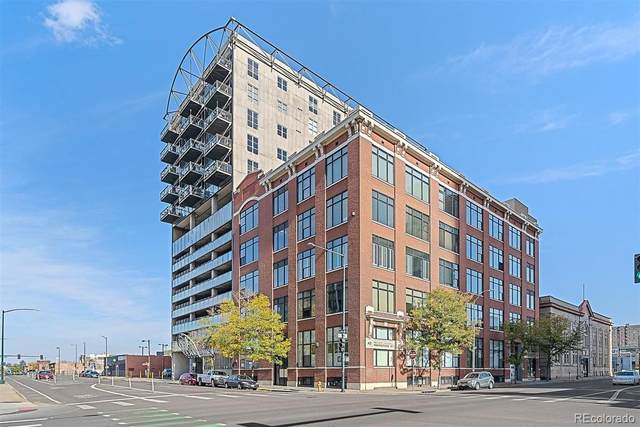 2000 Arapahoe Street #205, Denver, CO 80205 (MLS #5059954) :: 8z Real Estate