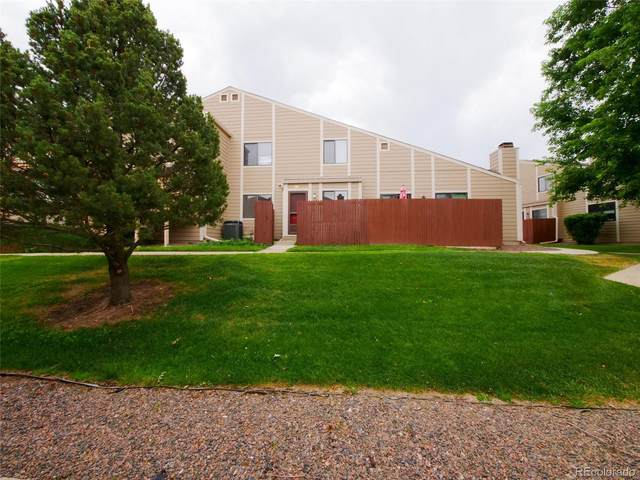 18348 W 58th Place #58, Golden, CO 80403 (MLS #5060046) :: 8z Real Estate