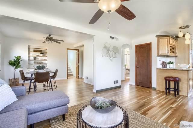 3164 S Delaware Street, Englewood, CO 80110 (MLS #5060244) :: 8z Real Estate
