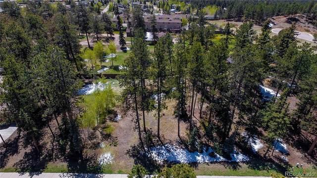 635 Meadowlark Lane, Woodland Park, CO 80863 (#5060260) :: Briggs American Properties