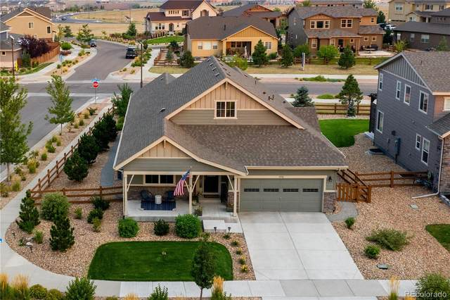 9392 Noble Way, Arvada, CO 80007 (#5061036) :: Chateaux Realty Group