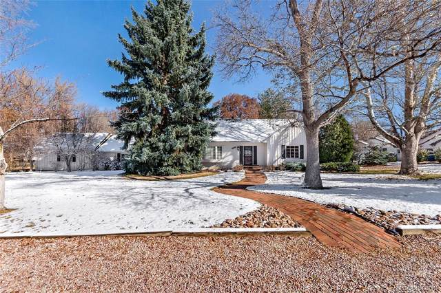1905 Cherryville Road, Greenwood Village, CO 80121 (#5061314) :: iHomes Colorado