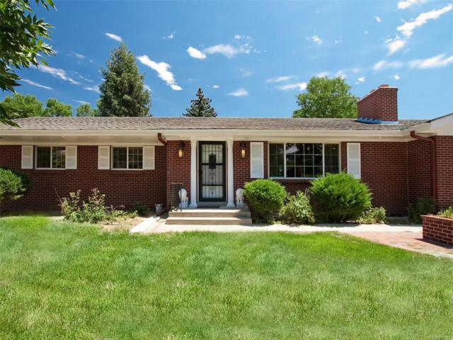 4930 S Clarkson Street, Cherry Hills Village, CO 80113 (MLS #5061363) :: 8z Real Estate