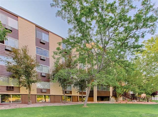 3460 S Poplar Street #306, Denver, CO 80224 (#5061783) :: My Home Team