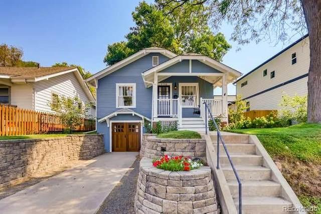 2766 S Sherman Street, Englewood, CO 80113 (#5061798) :: HomeSmart
