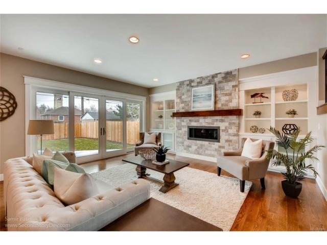 1250 S Saint Paul Street, Denver, CO 80210 (#5062100) :: Thrive Real Estate Group