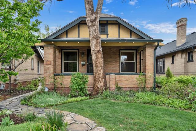 1187 S Grant Street, Denver, CO 80210 (MLS #5062201) :: 8z Real Estate