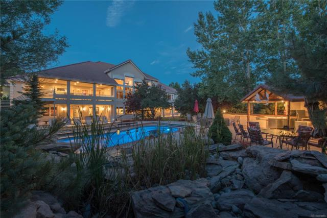 6234 Crowfoot Valley Road, Parker, CO 80134 (#5062452) :: 5281 Exclusive Homes Realty