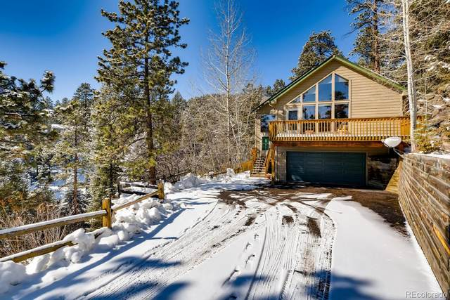 0000 Sprucedale Park Way, Evergreen, CO 80439 (MLS #5062539) :: 8z Real Estate