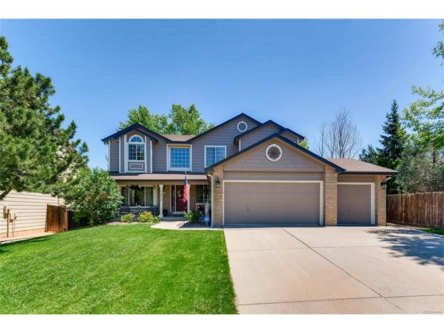 5272 S Cathay Court, Centennial, CO 80015 (MLS #5062633) :: 8z Real Estate