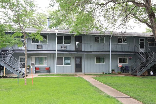2525 S Sheridan Boulevard #4, Lakewood, CO 80227 (#5062762) :: Sellstate Realty Pros